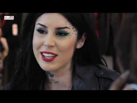 60 Seconds with Kat Von D | Pure London