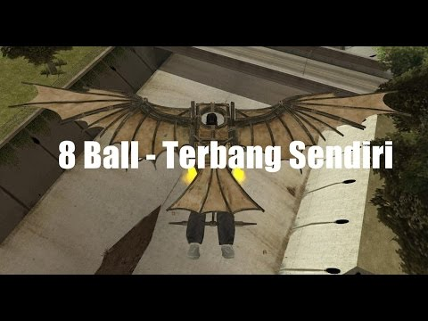 8 Ball - Terbang Sendiri  (Lyric Video)