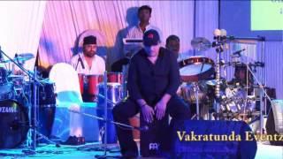 Vakratunda Eventz.. Ravi Patankar. Song - Naache Man Mora - Shyam Edwankar & Raju Barua