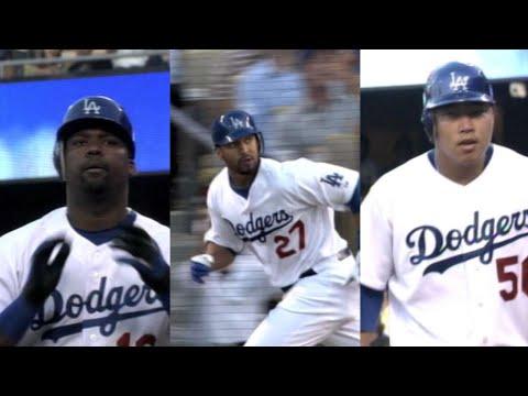 NYM@LAD: Betemit, Kemp, Kuo go back-to-back-to-back