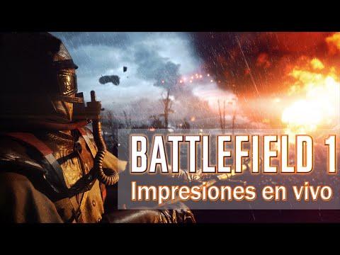 Reacciones en vivo de la #BattlefieldWorldPremiere con iMadafaca y SLK