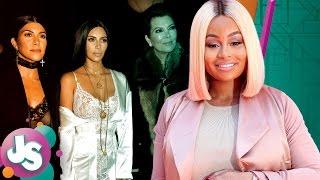 Blac Chyna and Rob Kardashian Hospital Drama - Where Were the Sisters?