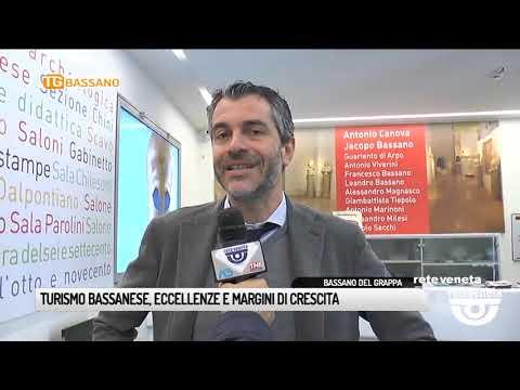 TG BASSANO (24/04/2019) - TURISMO BASSANESE, ECCEL...