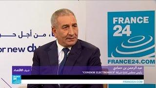 عبد الرحمن بن حمادي: عدم وجود بنوك جزائرية في الخارج قيّد المستثمرين