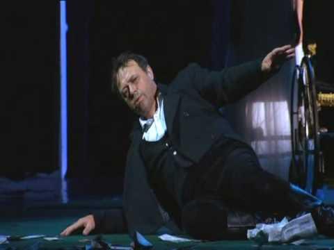 Vladimir Galouzine - Queen of Spades final scene - 2006