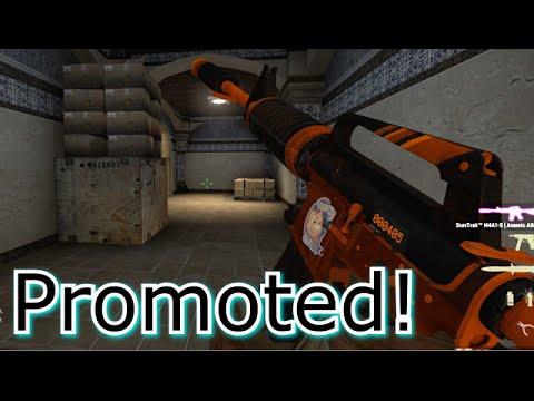 CS GO - E123 Promoted!