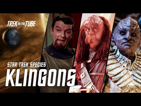 STAR TREK RACES - Klingons