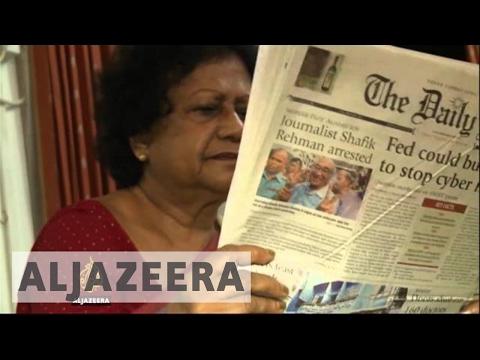 Media freedom in Bangladesh erodes further