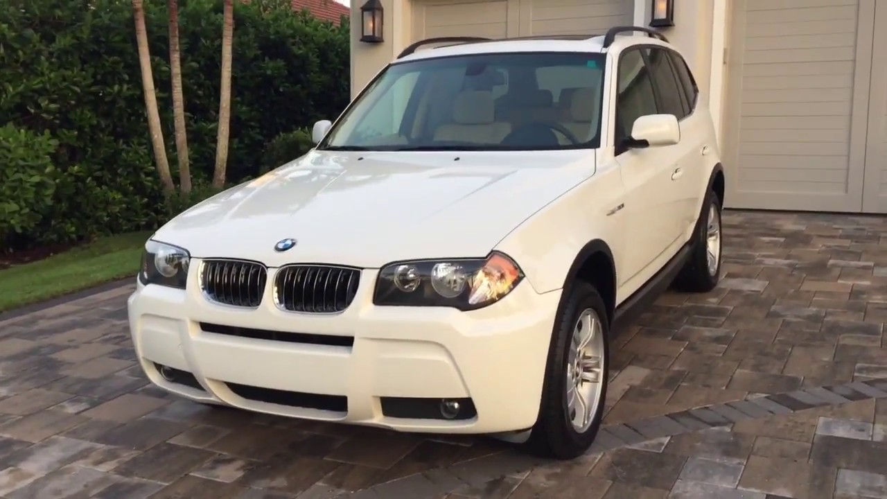 2006 BMW X1 3 0i Test Drive and Review by Bill - Auto Europa Naples ...
