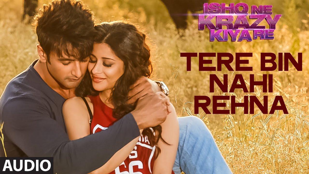 Download Tere Bin Nahi Rehna Full AUDIO Song | Ishq Ne Krazy Kiya Re | T-Series