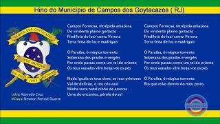 Baixar Hino do Município de Campos dos Goytacazes ( RJ )