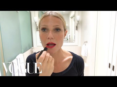 Gwyneth Paltrow's Guide to Glowing Skin  Beauty Secrets  Vogue