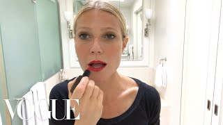 Gwyneth Paltrow's Guide to Glowing Skin | Beauty Secrets | Vogue