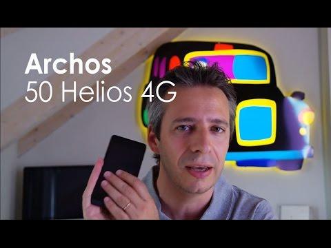 Archos 50 Helium 4G la recensione di HDblog.it
