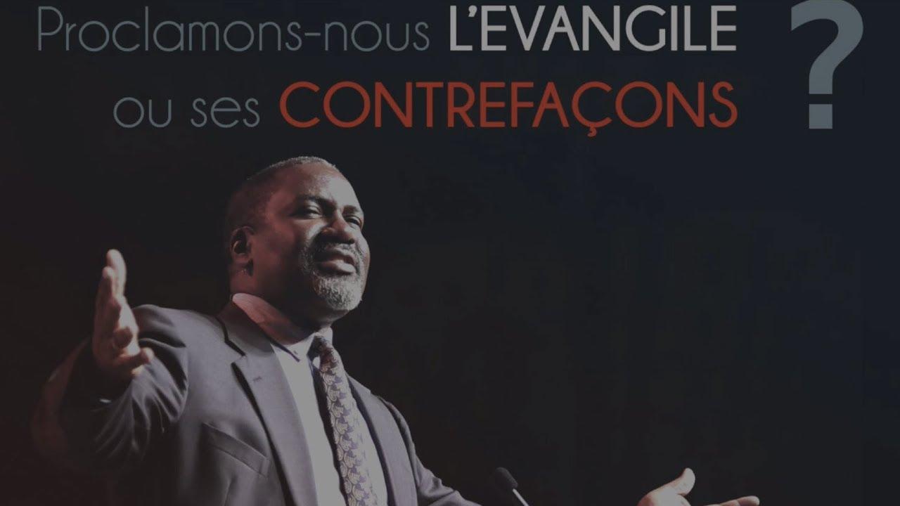 """L'ÉVANGILE DE CHRIST FACE À L'ÉVANGILE """"MATÉRIALISTE"""""""