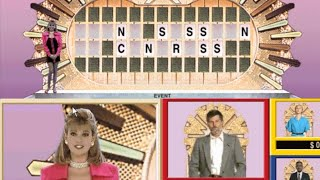 Wheel of Fortune (PC, 1994) Playthrough - NintendoComplete