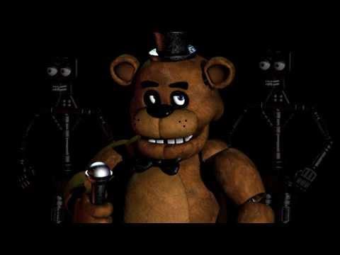 A**hole Bunny?!! 5 Nights at Freddy's DEMO