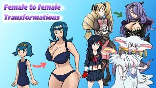 Female to Female Transformations