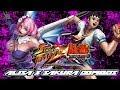Street Fighter X Tekken - Alisa/Sakura Combos
