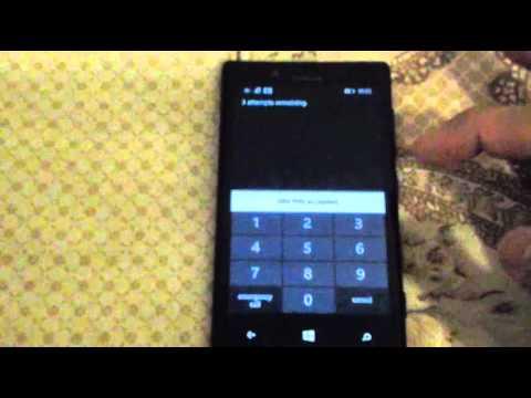 Problemas com touch no Nokia Lumia 720