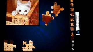 Magic Puzzles video app review