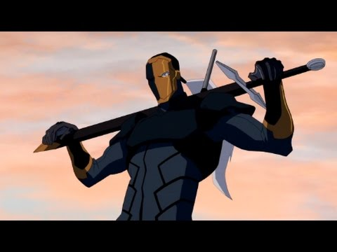 Lagoon vs Deathstroke