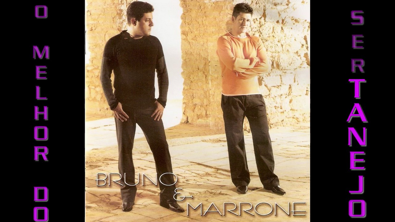 cd completo bruno e marrone inevitavel