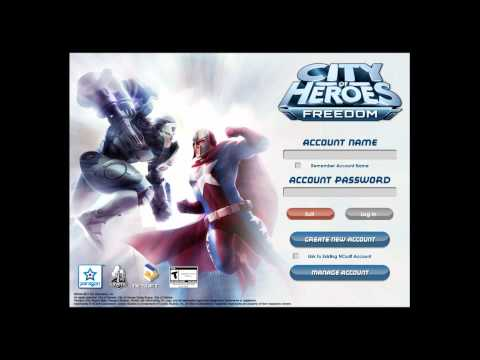 City of Heroes Freedom - Main Theme