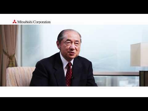 Davos 2011 - Yorihiko Kojima, Mitsubishi Corporation