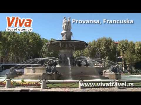 Put u Provansu - Viva travel