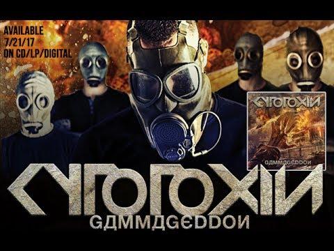 Cytotoxin-Gammageddon(OFFICIAL LYRIC VIDEO)