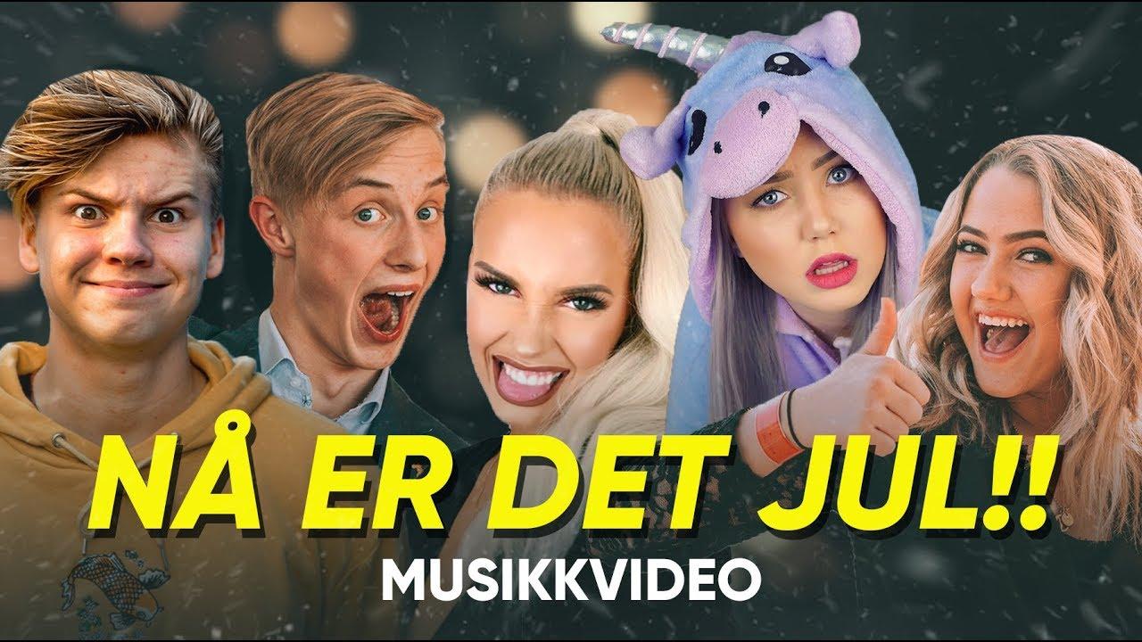 The sPlayers - Nå er det jul (OFFISIELL MUSIKKVIDEO)