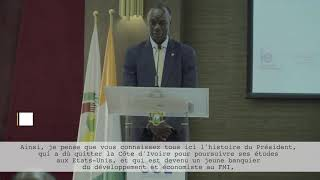 Welcoming remarks by Kofi Appenteng, President of AAI at the SOE