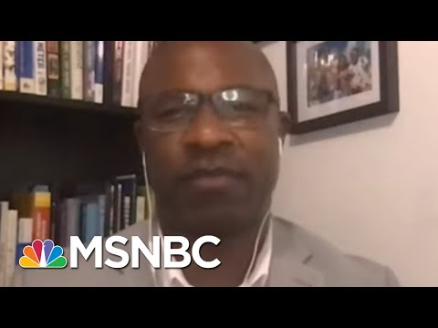 Jamaal Bowman Reacts To Defeating Longtime Rep. Engel In N.Y. Primary   All In   MSNBC