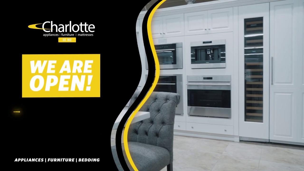charlotte appliance appliances