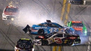 2014 Daytona 500- The Big One #1 HD (EXTENDED)