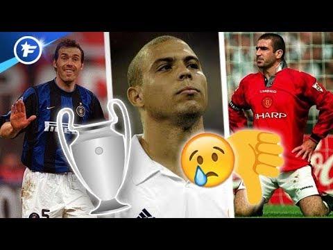 Le Onze Des Stars N'ayant Jamais Gagné La Ligue Des Champions