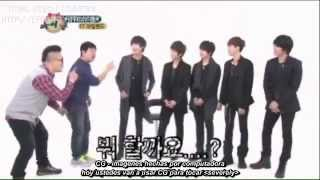 120314 FT Island Weekly Idol Sub Esp Part 1/3