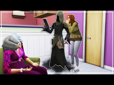 The Sims 4: City Living | Part 5 - DING DONG, THE WITCH IS DEAD
