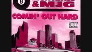 Pimps in The House 8Ball & MJG Screwed By Alabama Slim
