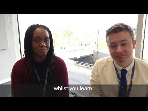 Ollie and Leonie answer frequently asked questions about apprenticeships