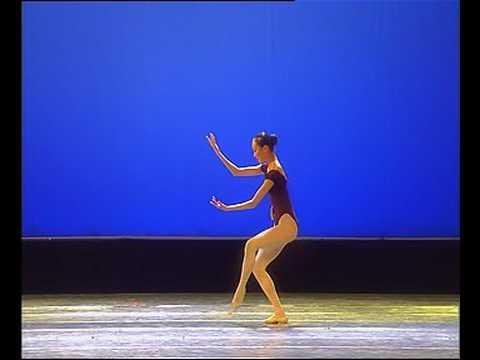 7th Taoli Cup Chinese Dance Competition - Liu Yan