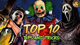 Dead by Daylight - Top 10 Killer Tips and Tricks