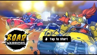 Road Warriors ► Gameplay IOS & Android