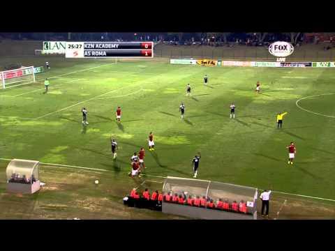 Primavera. Torneo di Durban. KZN Academy - Roma. 1o tempo