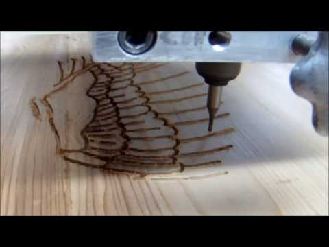 Bald Eagle Tracing And Wood Outline Cut