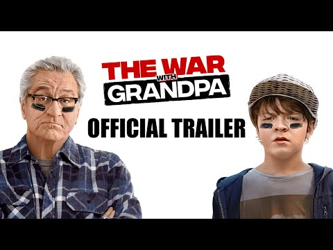 The War with Grandpa trailers