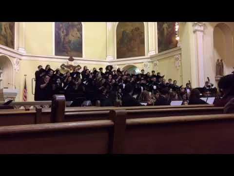 Magnificat in C Major - VanderCook College of Music