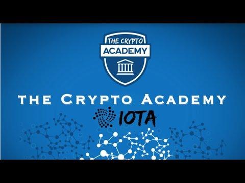 IOTA - Spiegazione by Crypto Academy