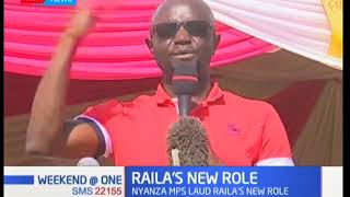 MP Samuel Atandi tells off leaders from Kisumu opposed to Raila's building bridges initiative